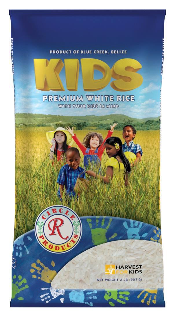 Circle R Kids Rice
